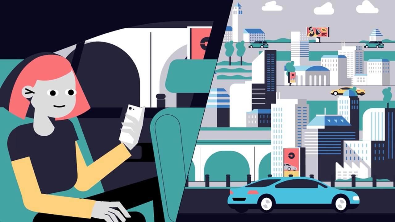 Uber | Smart Outdoor
